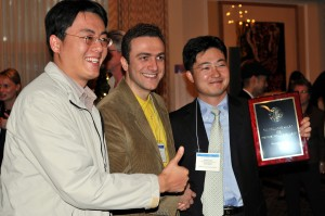 2009 Chancellors Award for Postdoctoral Research