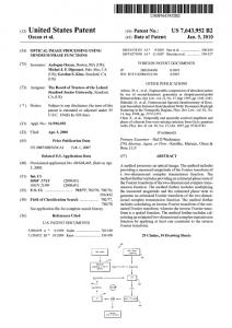 U.S. Patent No. 7,643,952