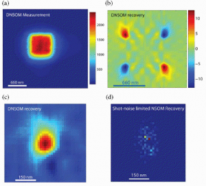 Differential Near-field Scanning Optical Microscopy using Sensor Arrays