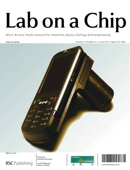 Lensfree Microscopy on a Cell-phone
